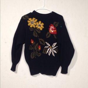 Liz Claiborne   vintage pullover sweater large